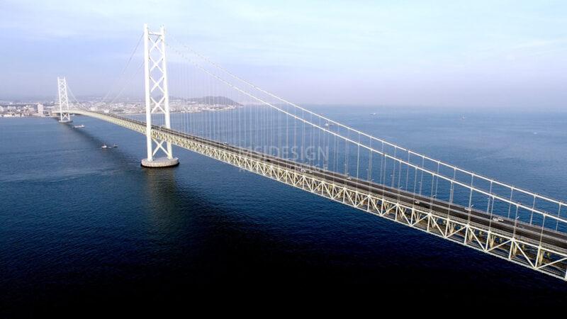 明石海峡(明石大橋)